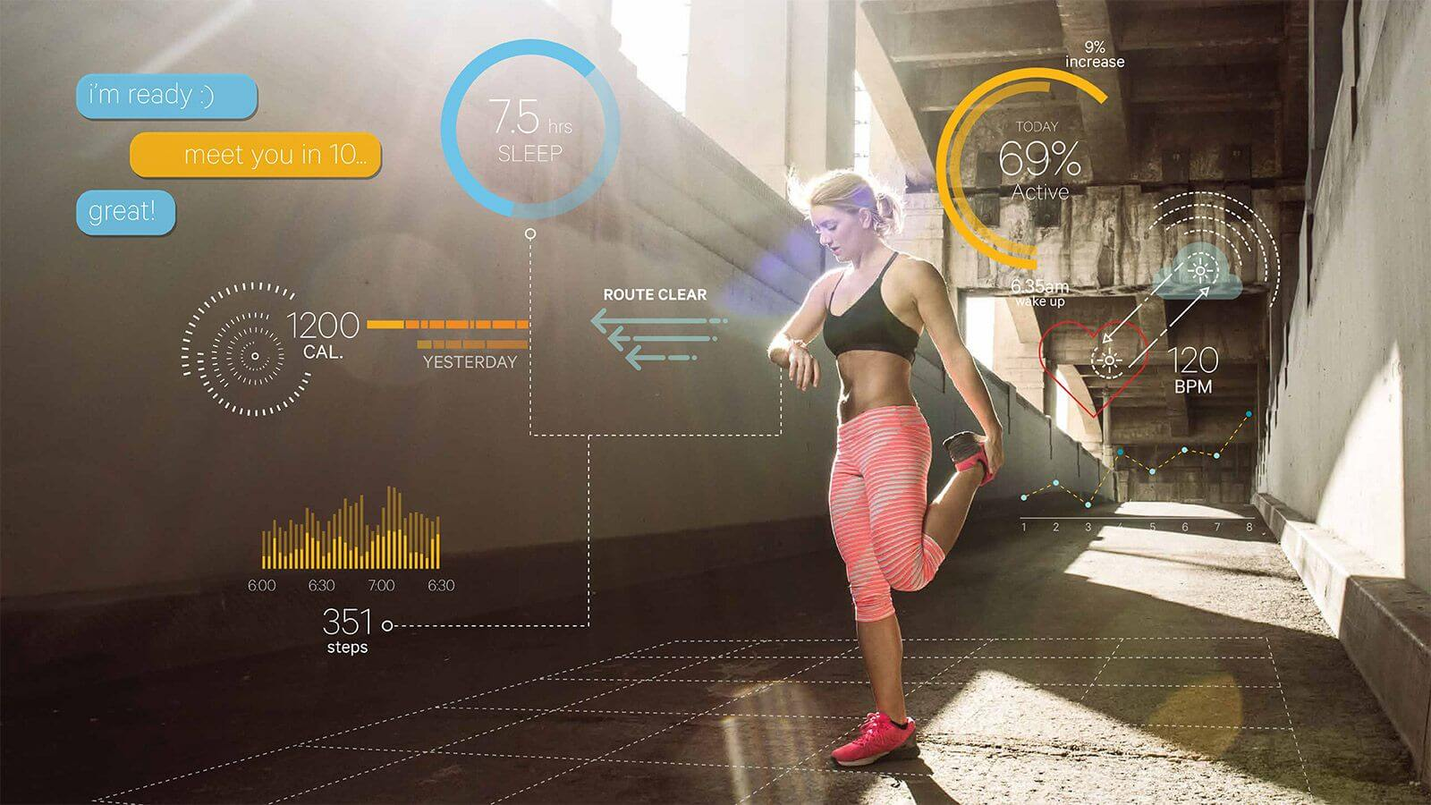 fitness devices can trace employee health