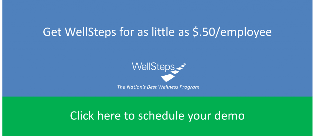 WellSteps low price offer