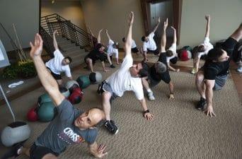 corporate fitness companies