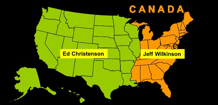 sales map 2013